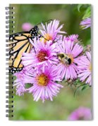 Sharing Nicely  Spiral Notebook