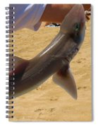 Baby Shark Spiral Notebook
