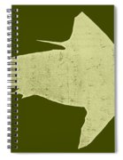 Shark Spiral Notebook