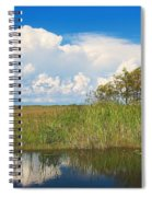 Shark River Slough Spiral Notebook