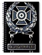 Sharp Shooter 2 Spiral Notebook