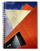 Sharps Spiral Notebook
