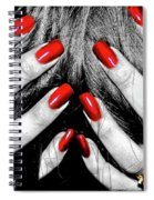 Shattered Dreams Spiral Notebook