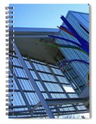 Shaw Public Library Spiral Notebook