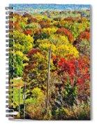 Shawnee Hill  Spiral Notebook