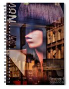 She - Women Spiral Notebook