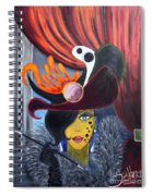 She Devil..   Spiral Notebook