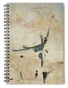 She Flies Spiral Notebook