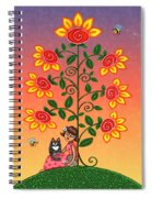 She Is Life Barnes And Noble Spiral Notebook