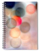 She Lights Up The Room Spiral Notebook