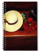 She Loved Hats Spiral Notebook