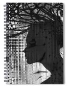She Rocks Spiral Notebook