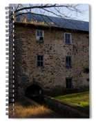 Sheards Mill In October Spiral Notebook