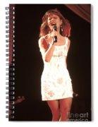 Sheena Easton Spiral Notebook