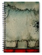 Sheep Or Not So - Bb06 Spiral Notebook