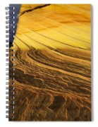 Sheer Magic North Coyote Buttes Arizona Spiral Notebook