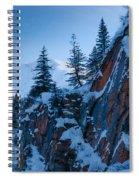 Sheer Walls Spiral Notebook
