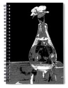 Sheila's Flower Spiral Notebook
