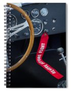 Shelby Cobra Spiral Notebook