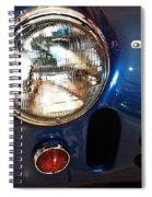 Shelby Cobra Circa 1965 Spiral Notebook