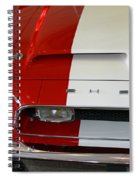 Shelby Hood Spiral Notebook