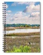 Sheldon Creek Bend Spiral Notebook