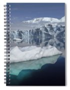 Sheldon Glacier Spiral Notebook