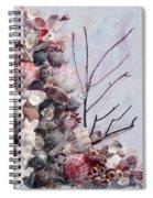 Shell Bouquet  No 6 Spiral Notebook