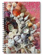 Shell Creation  13 Spiral Notebook