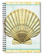 Shell Finds-a Spiral Notebook