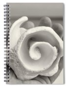 Shell On Cozumel Spiral Notebook