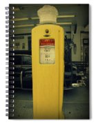 Shell Premium Spiral Notebook