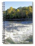 Shell Rock Dam Spiral Notebook