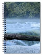 Shell Rock Rapids Two Spiral Notebook