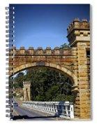 Shellhaven Bridge Spiral Notebook