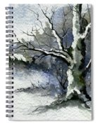 Shelly's Tree Spiral Notebook