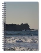 Shelter Cove Spiral Notebook