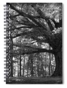Shelter Me Spiral Notebook