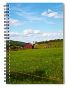 Shenandoah Farm Spiral Notebook