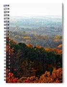 Shenandoah Valley Fall Panorama Spiral Notebook