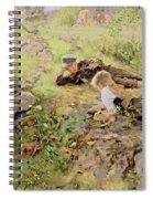 Shepherds Spiral Notebook