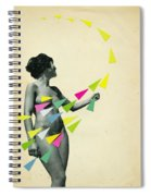 She's A Whirlwind Spiral Notebook