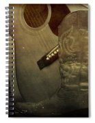 Shes Country Spiral Notebook
