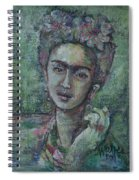 She's Free To Fly Spiral Notebook