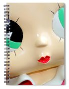 She's Got Betty Boop Eyes Spiral Notebook