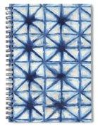 Shibori Iv Spiral Notebook