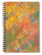 Shifting Glow Spiral Notebook
