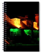 Shimla At Night Spiral Notebook