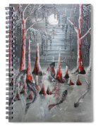 Shimmering Waters Spiral Notebook