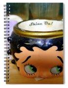 Shine On Spiral Notebook
